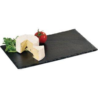 Schieferplatte (Buffet) 30*20 cm