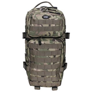 US Rucksack, Assault I, operation-camo