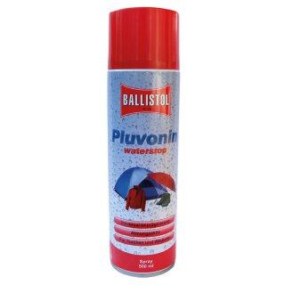 Pulvonin Imprägnierspray 500 ml Ballistol Regenschutz Waterproof
