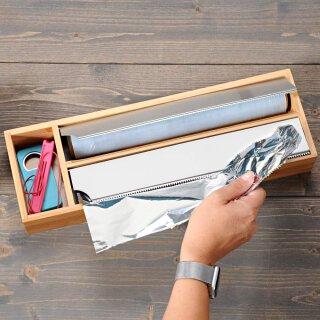 Folienspender für die Schublade
