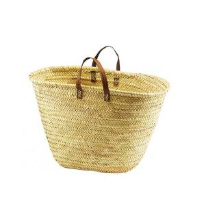 Ibiza Strandtasche aus Palmblatt 60cm
