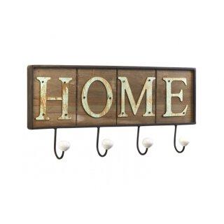"""Hakenleiste """"Home"""""""