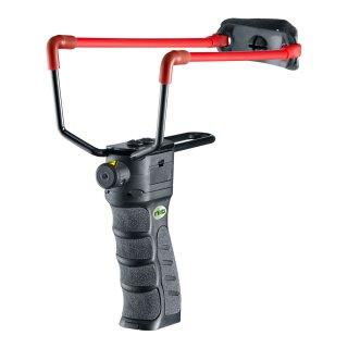 NXG Umarex Steinschleuder mit Laser Schleuder und Kugeln
