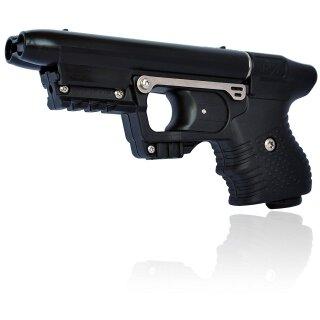 Pfefferspraypistole Jet Jpx mit Ziellaser mit Zulassung vom BKA Tierabwehrgerät