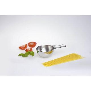 Messbecher mit Spaghettimaß / Edelstahl