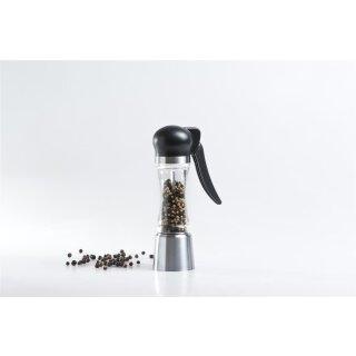 Einhand-Pfeffermühle aus Acryl