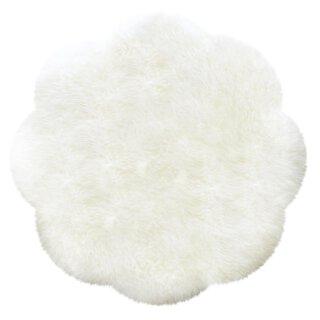 Fellteppich  aus Lammfell