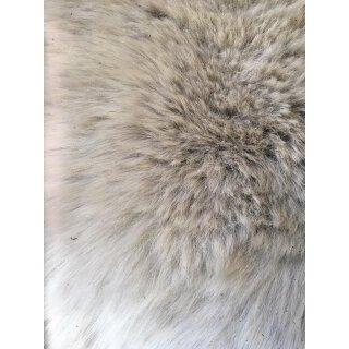 Australische Lammfelle aus 1 1/2 Fellen 140 x 68 cm